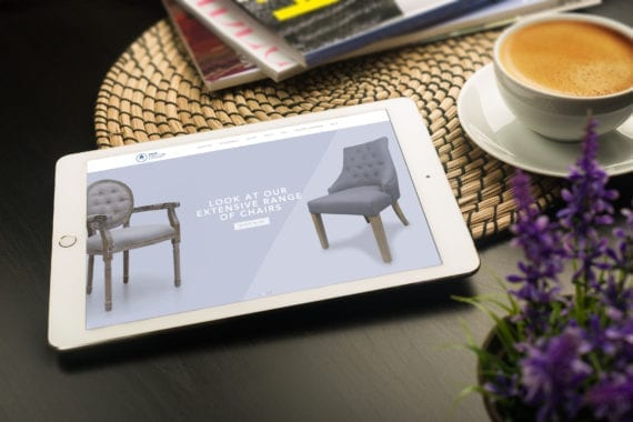 DMW Furniture rebrands itself and launches new website