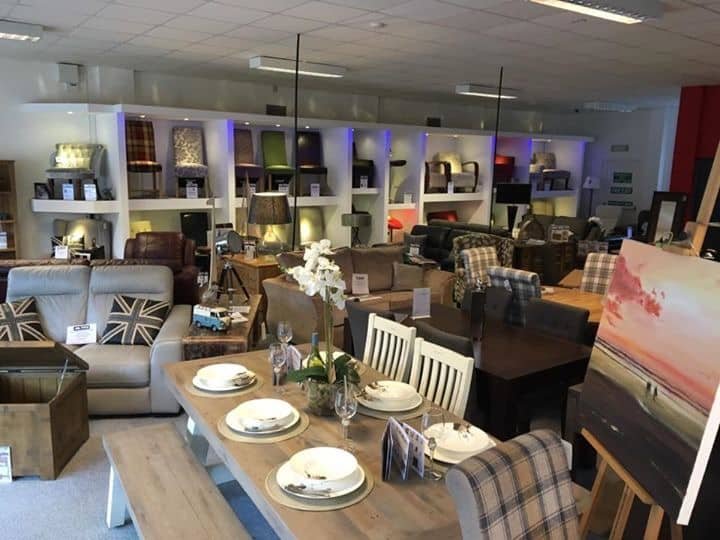 DMW Furniture moves to new high street store